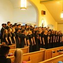 Visit to our Parish from Koinonia Academy Choir of New Jersey photo album thumbnail 1