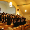 Visit to our Parish from Koinonia Academy Choir of New Jersey photo album thumbnail 4